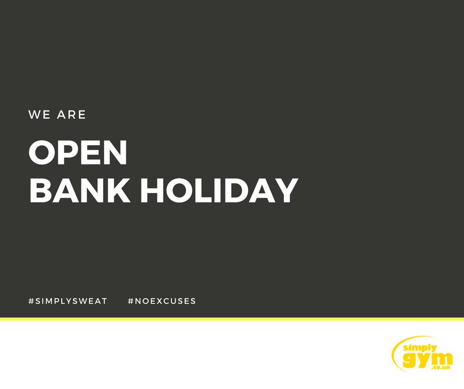 Gym Open Bank Holiday