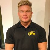 Levi Saunders - Chesterfield Personal Trainer