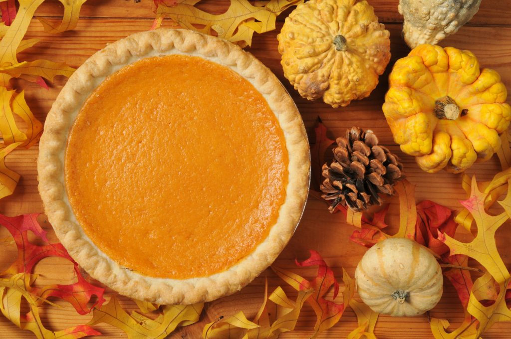 5 Clean Meals this Thanksgiving - Sweet potato pie - Simply Gym