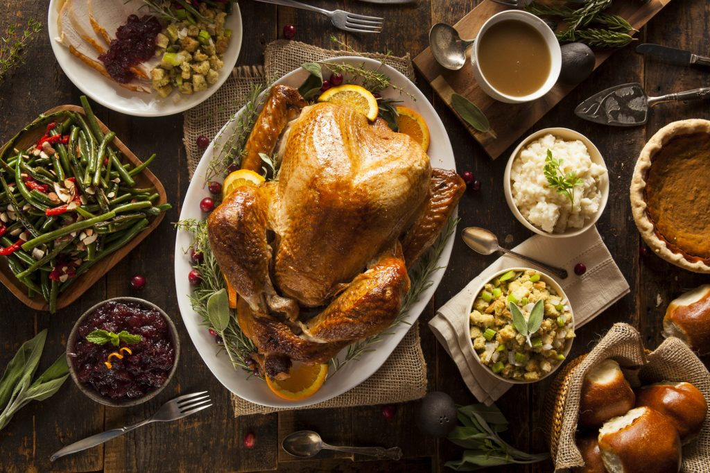 5 Clean Meals this Thanksgiving - Homemade Turkey - Simply Gym