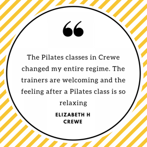 pilates classes crewe