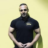 Mashuk Miah - Bedford Personal Trainer