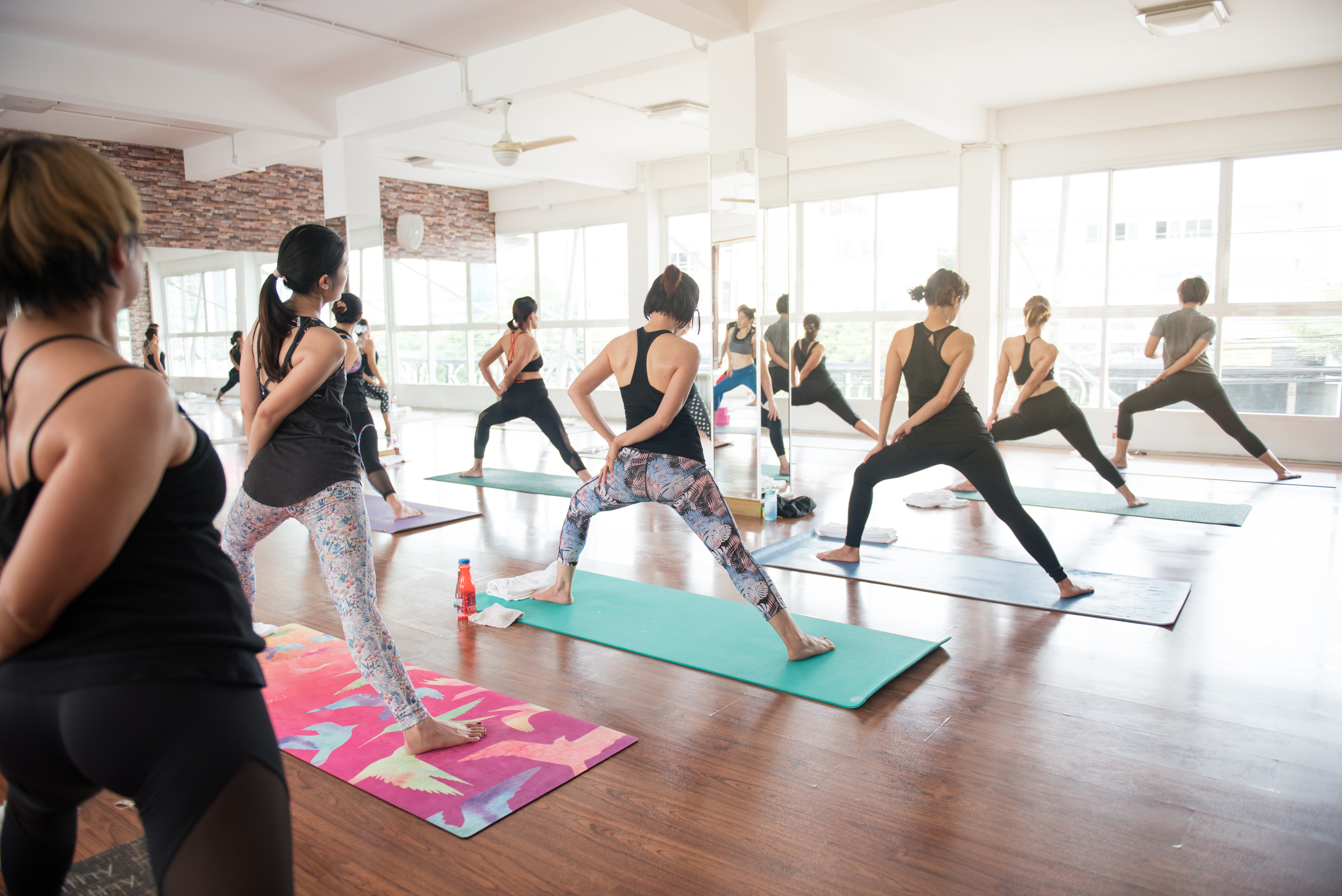 Pilates Classes in Bedford - Simply Gym