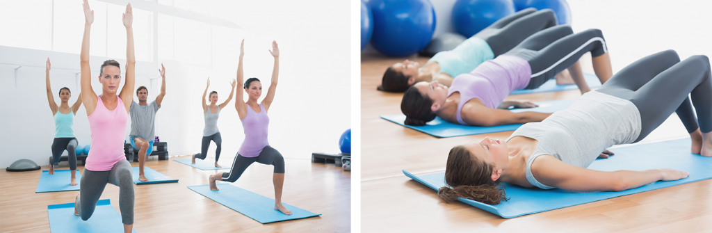 Pictures of Pilates - Pilates Classes Bedford - Simply Gym
