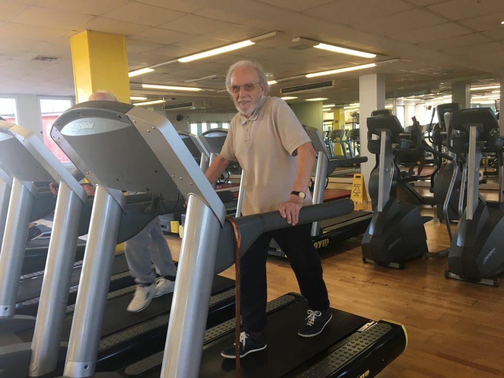 Steve Edgar - Simply Gym