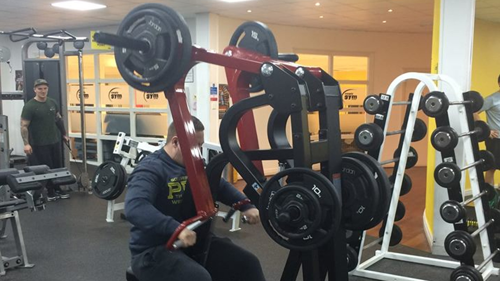 Simply Gym Crewe - New Gym Machines