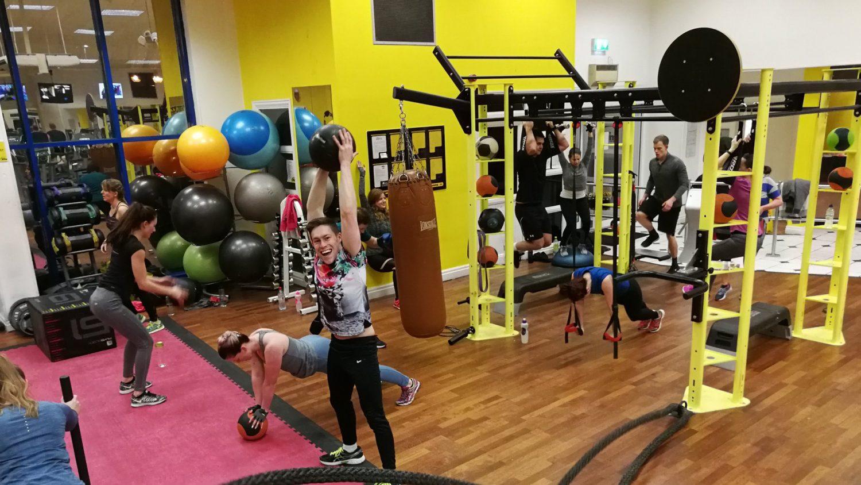 Simply Gym<br> Crewe