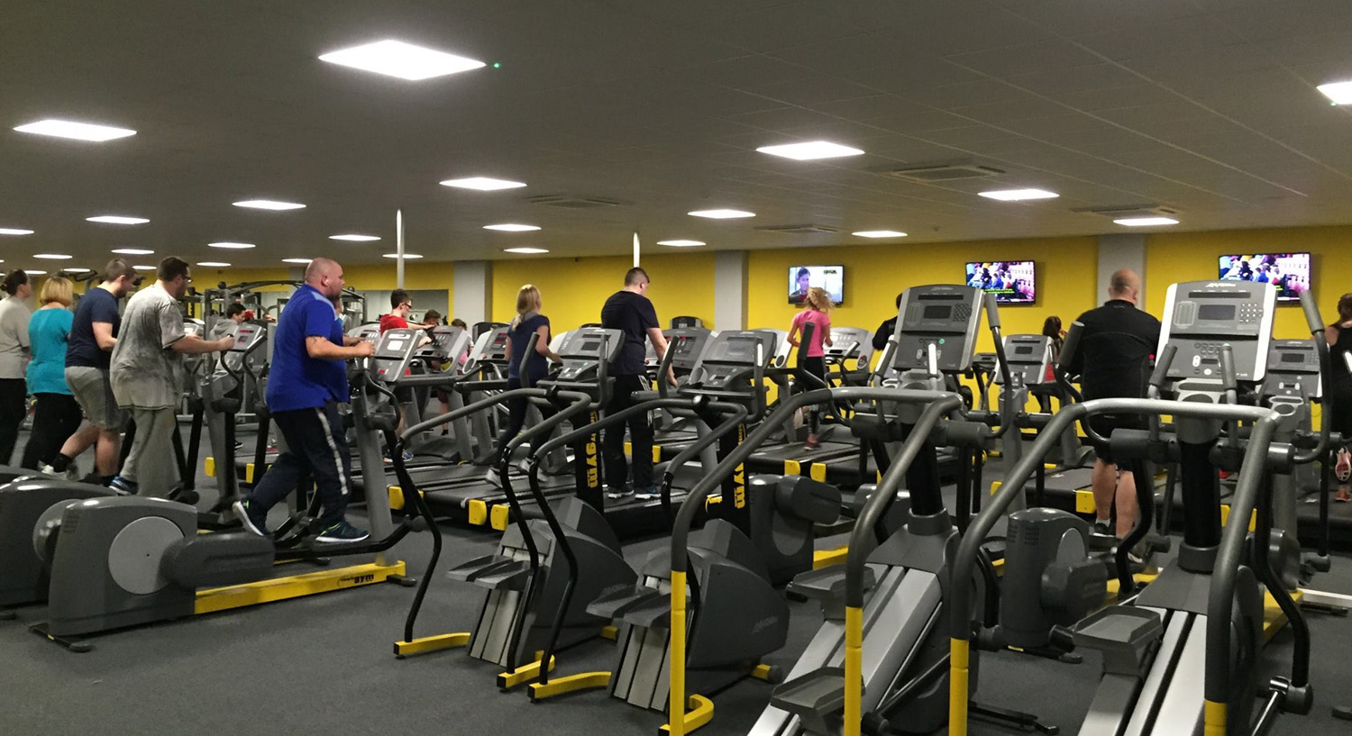 Gym Kettering Personal Trainers Fitness Classes Simply Gym