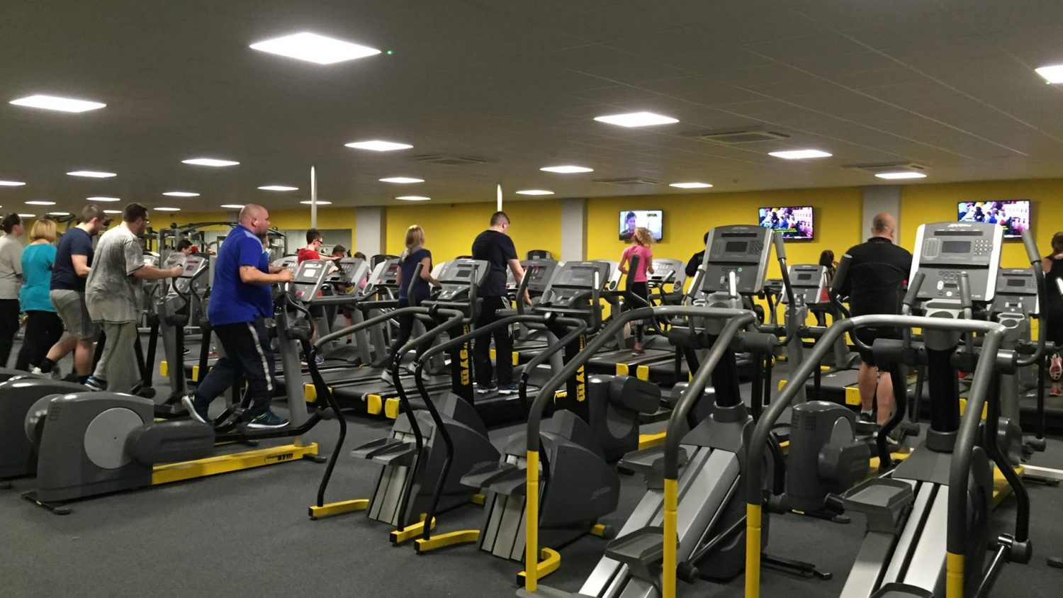 Simply Gym<br> Kettering
