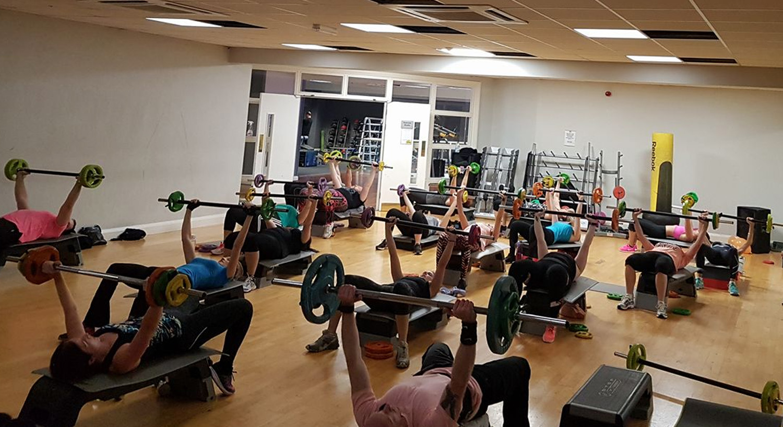 Simply Gym Swindon - Weights Class
