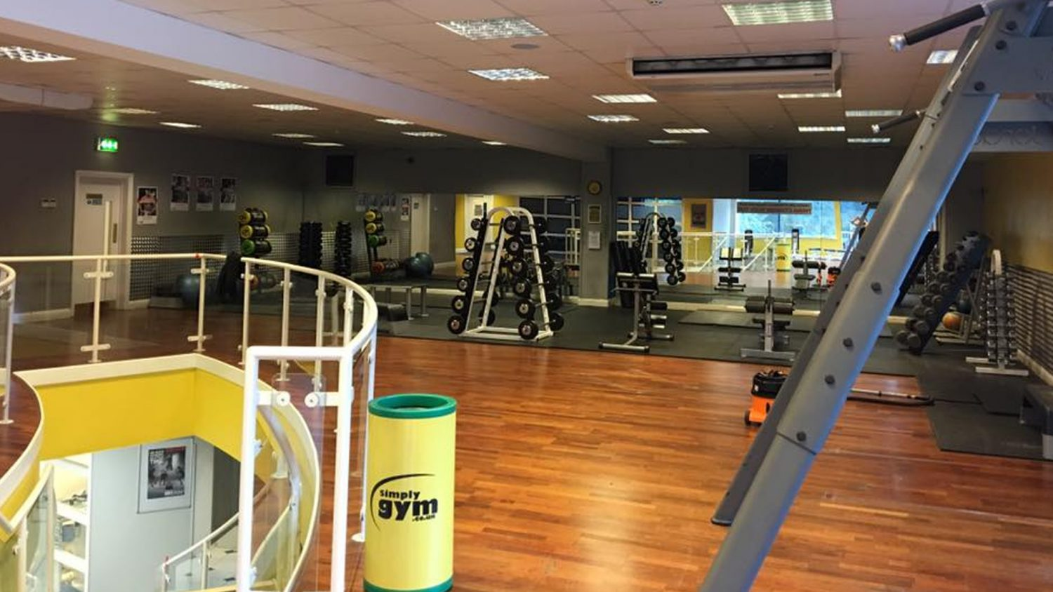 Simply Gym<br> Swindon West