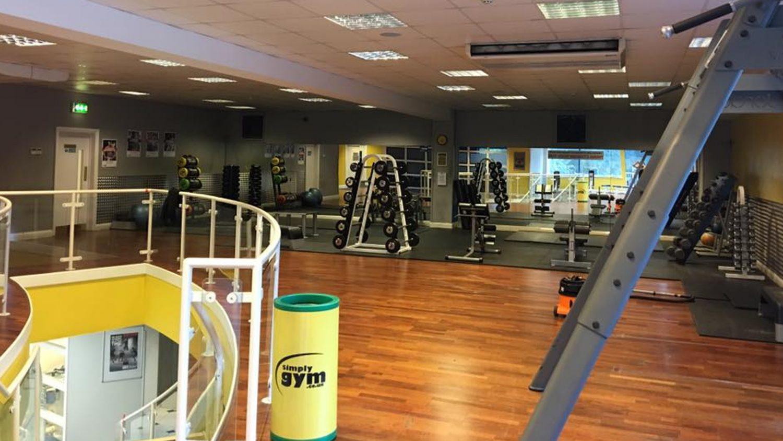 Simply Gym<br> Swindon