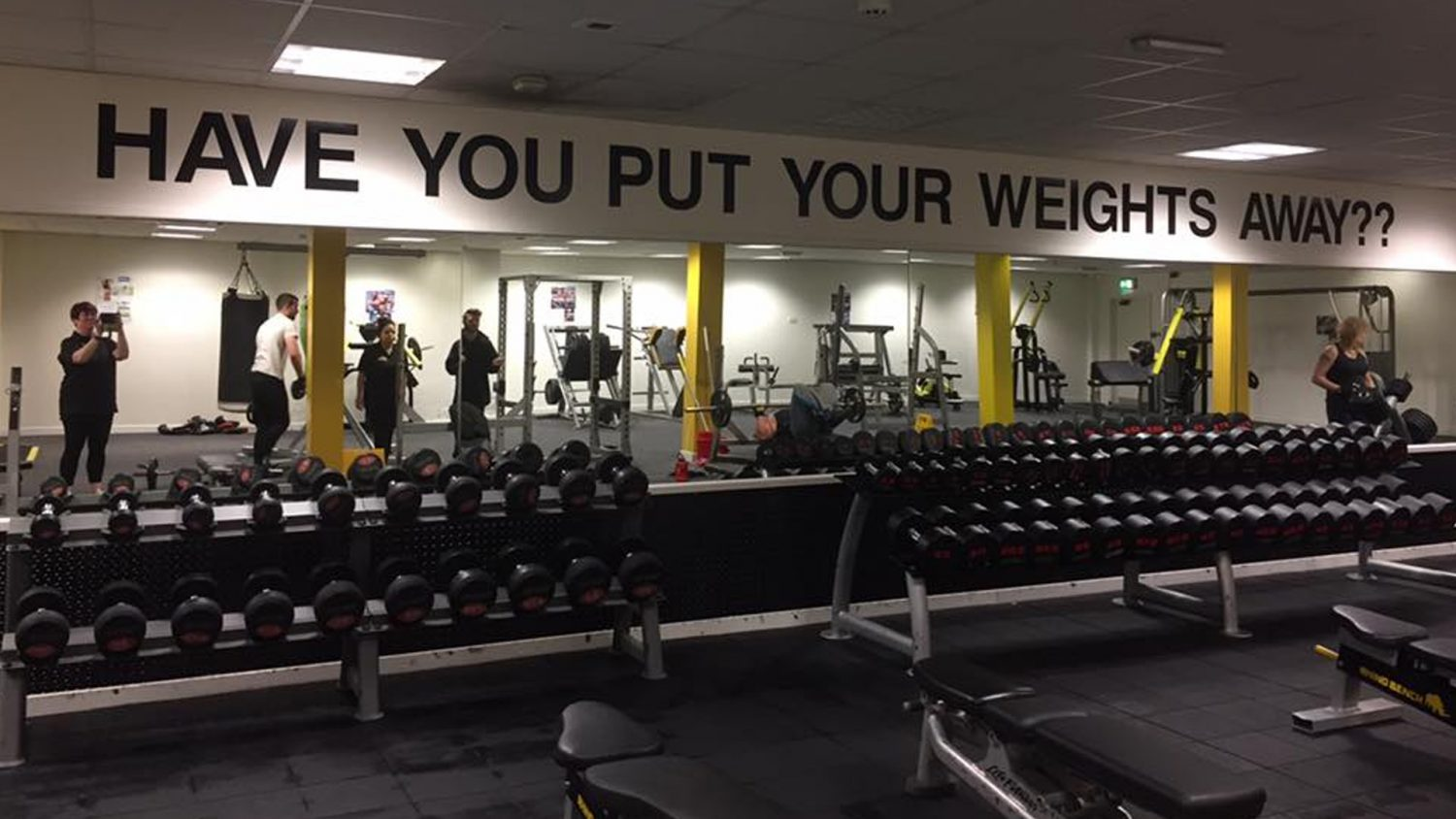 Simply Gym<br> Wrexham