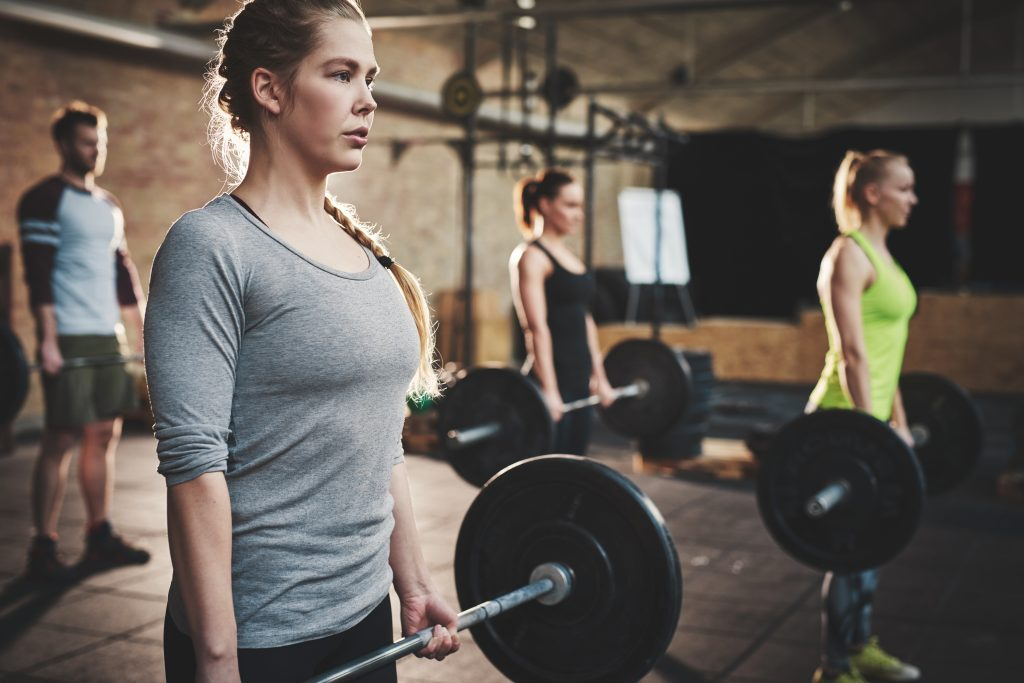 Lifting weights can improve your mental ability - Simply Gym