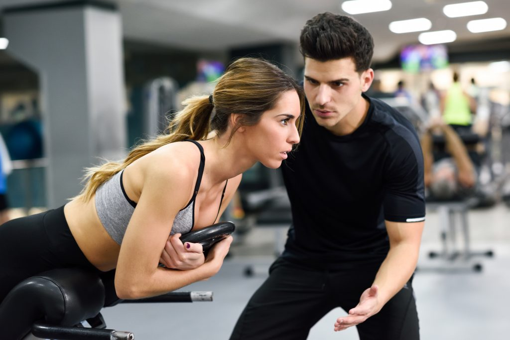 Personal trainer - Benefits - Simply Gym