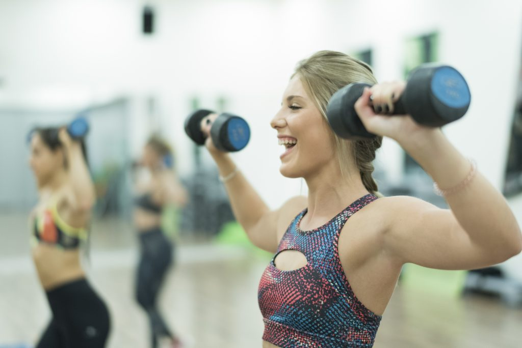 Body Pump Beford - Les Mills at Simply Gym