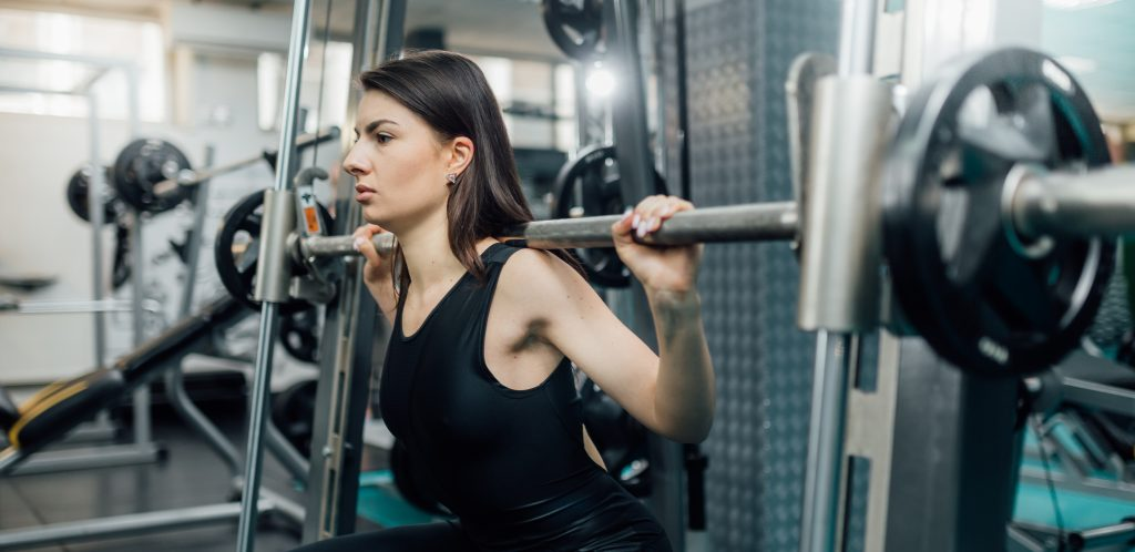 Can lifting weights decrease anxiety? - Simply Gym