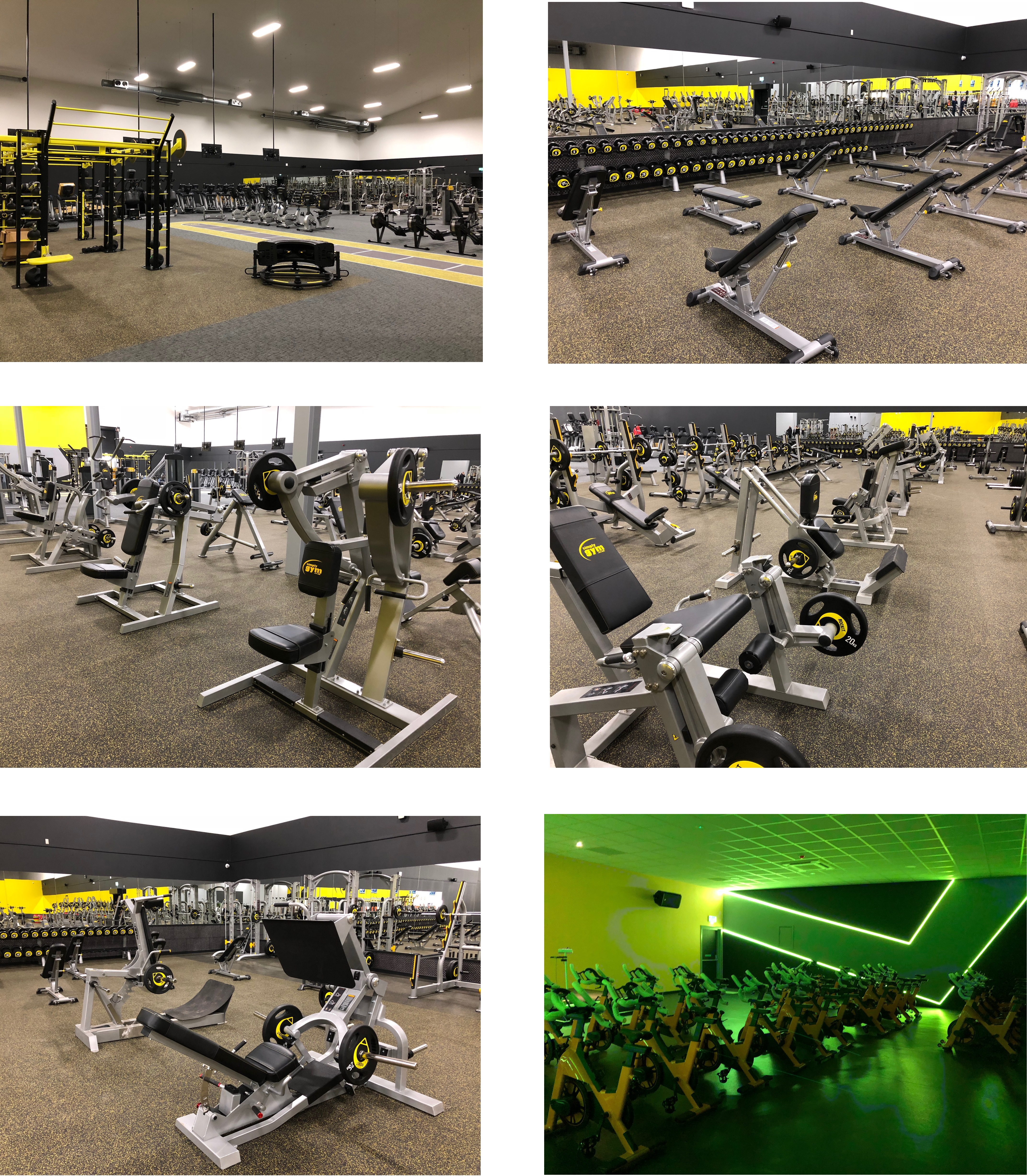 Gym Walsall, Personal Trainers & Fitness Classes - Simply Gym