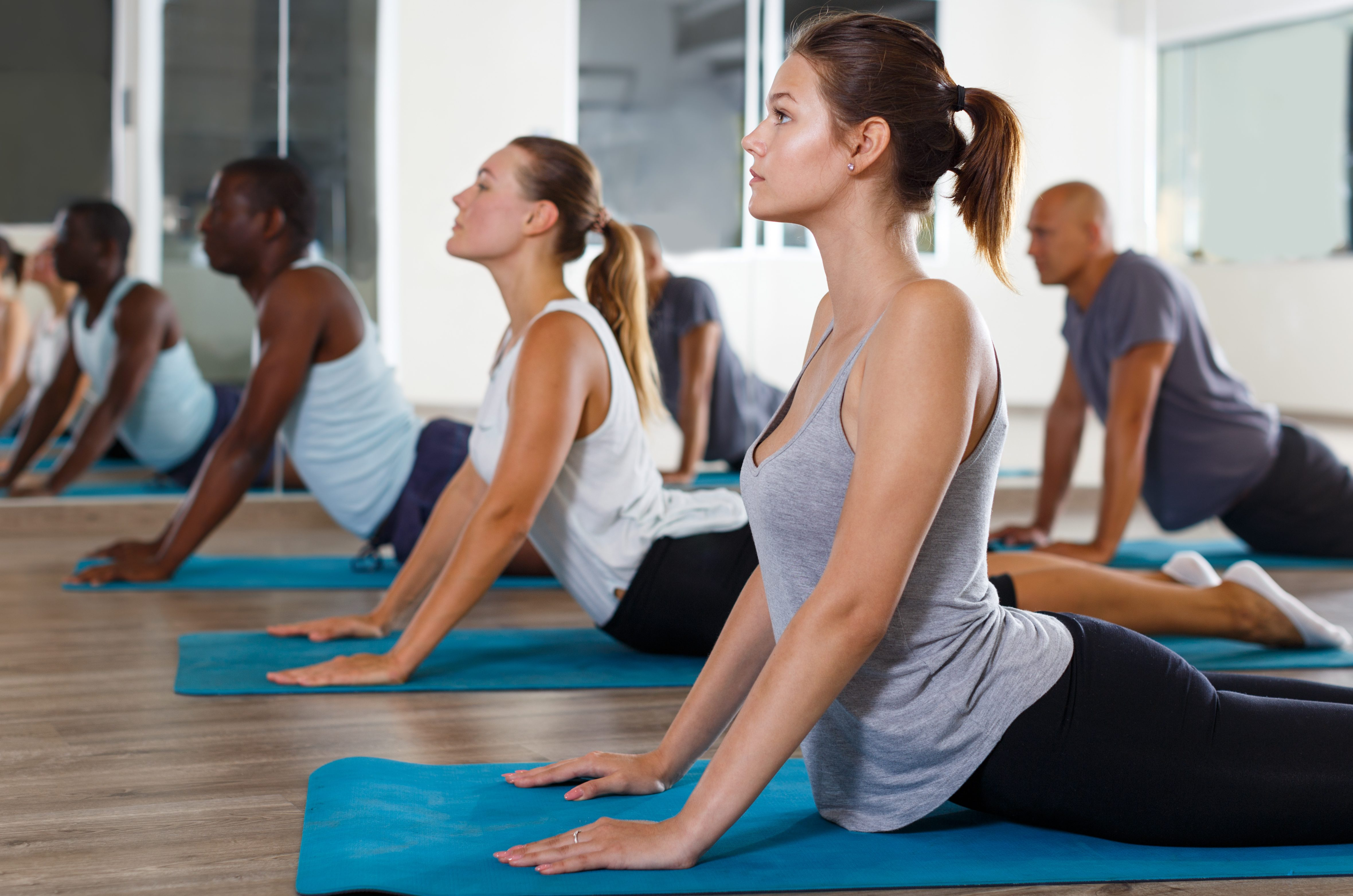Pilates Classes in Walsall