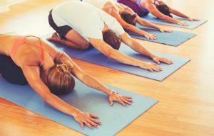 yoga class swindon